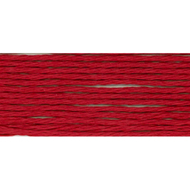 Dark Red (S326) DMC Satin Embroidery Floss 8.7 yd skein 100% rayon DMC - $1.00