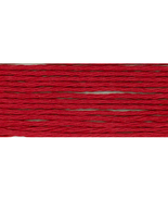 Dark Red (S326) DMC Satin Embroidery Floss 8.7 ... - $1.00