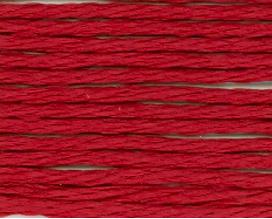 Dark Red (S326) DMC Satin Embroidery Floss 8.7 yd skein 100% rayon DMC