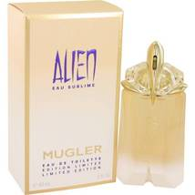 Thierry Mugler Alien Eau Sublime Perfume 2.0 Oz Eau De Toilette Spray  image 2