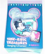 Disney Mickey Mouse on Computer Rare Christmas Ornament 1995 RARE MIB - $39.99