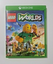 LEGO Worlds (Microsoft Xbox One) - $13.56