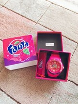 Fanta grape Wrist watch limited Boxed Rare collector item USED - $44.55