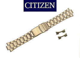 Genuine CITIZEN 22mm BJ7010-59E Promaster Eco-Drive watch Band STAINLESS... - $89.95