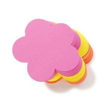 36 Large Foam Flower Shapes - $13.47