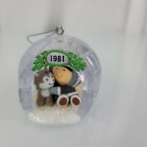 Hallmark 1981 Frosty Friends Ornament 2nd In Series EX condition - $143.55