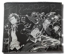 Blue Exorcist Group Wallet GE3078 NEW! - $19.99