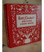 Betty Crockers Picture Cookbook Recipes Collector Collectibe  - $24.95