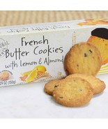 French Butter Cookies with Lemon and Almond - 1 box - 5.29 oz - $6.15