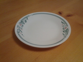 """Corelle Rosemarie Bread Plate 6.75"""", Used in Great Condition - $4.05"""