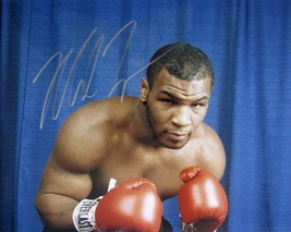Mike Tyson Hand Signed Autographed 11x14 Photo W/Coa Boxing Heavyweight Champion - $89.99