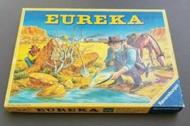 Eureka board game incomplete Ravensburger - $32.29
