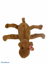 Ty Beanie Buddy- Humphrey The Camel With Tush Tag 1998 - $49.45