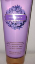 Love Spell Ultra-Moisturizing Hand And Body Cream 200ml/6.7fl oz  - $14.99