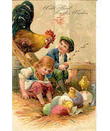 Best Easter Wishes Paul Finkenrath of Berlin Post Card - $7.00