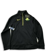 NWT New Oregon Ducks Nike Therma Zip Puddles Circuit Pullover Small Jacket - $64.30
