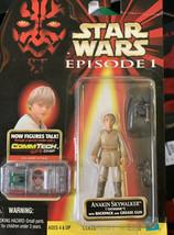 Hasbro Star Wars Episode 1: 1998 Tatooine Anakin Skywalker Action Figure - $11.29