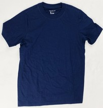 The Nike Tee Short Sleeve Training Shirt Boy's Medium Navy Blue CJ1781-419 - $10.29