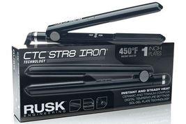 "Rusk CTC Str8 Digital Ionic Flat Iron 1"" - $206.00"