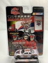 Racing Champions Crew Chief Trackside Nascar Die Cast Cat 1/64 New - $7.91