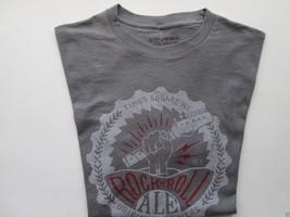 Sonoma Rock n' Roll ALE Times Square NY Crewneck Short SLV Men TShirt Gray M $24 - $11.53