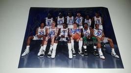 1990 All-Stars 12 signatures MichaelJordan ScottiePippen LarryBird Patri... - $849.00