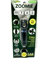 Bicycle strap-on Light Zoomie by Go Green USB Rechargeable 500 Lumens New! - $7.83