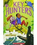 The Risky Rescue (Key Hunters #6) (6) [Paperback] Luper, Eric - $4.95