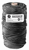 Rothco Nylon Paracord (Black, 300-Feet, 550-Pound) - $23.99