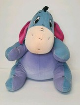 Winnie The Pooh Eeyore Squeeze Me Plush Stuffed Animal Disney Store Toy ... - $16.44