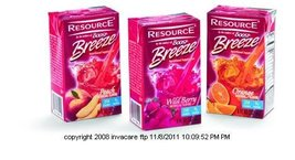 Resource Breeze, Resource Breeze Wild Berry 8oz, (1 CASE, 27 EACH) - $49.31
