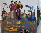 Beatles Calendar Yellow Submarine Collectible Brand New Sealed 2008 Free Ship