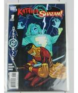 KATANA and SHAZAM # 1 (DC COMICS, OCT 2007) - C4607 - $2.99