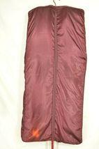 France Olivia mink fur coat FR 44 full length mahogany chic sophisticate brown image 9