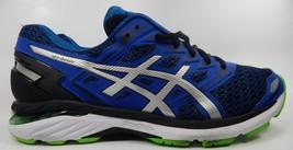 Asics GT 3000 v 5 Men's Running Shoes Size US 10 M (D) EU 44 Blue Black T705N