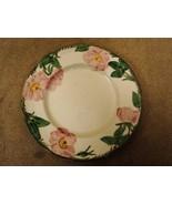 Franciscan Vintage Salad Plate 8in Floral Desert Rose California China - $15.16