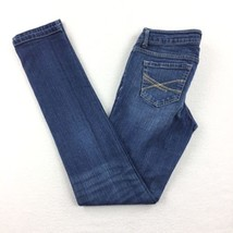 Aeropostale Stretch Ashley Ultra Skinny Jeans Women's Medium Wash Size 1... - $24.74