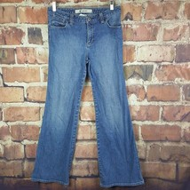Gap Low Rise Flare Stretch Jeans Womens Size 10 Medium Wash  - $9.27
