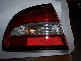 mitsubishi galant owners tail light lens parts service 1995 1994 - $49.99