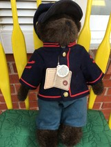 "Boyds Bears ""MASON"" 14"" Civil War Plush Bear -#918014SM- BCC Exclusive- 2002 - $36.47"