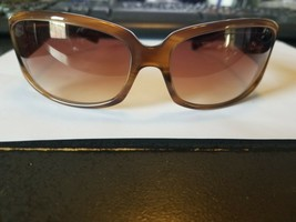 Oliver Peoples KALI SYC Sunglasses Sycamore Brown  Spice Brown Gradient NEW - $44.55