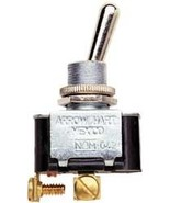 Buss Fuses Toggle Switch On-Off 15A 12V Heavy Duty BP/STE - $5.95
