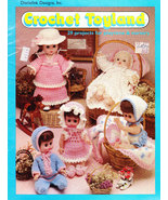 CROCHET TOYLAND 29 DOLLS AND TOYS - $5.95