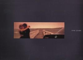 1998 Lexus LS 400 sales brochure catalog US 98 LS400 Celsior - $12.00