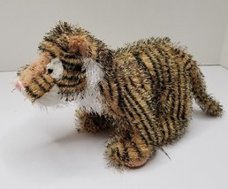 Webkinz Plush Tiger Ganz No Code - $10.95