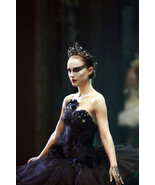 Natalie Portman Black Swan Dramatic Image Off Shoulder Costume 18x24 Poster - $23.99