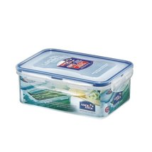 Lock & Lock, No BPA, Water tight, Food Container, Lunch Box, HPL815M, 3.5-cup, 2 - $19.79