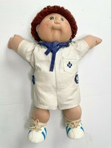 Vintage 1983 Cabbage Patch Kid Boy Doll Clothes Sailor Outfit  w/shoes  - $49.50