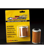 Profilter Oil Filter KTM SXF XCF EXC XCW SMR 450 505 530 560 - $5.95