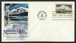 #1454 15c Mount Mc Kinley, Fleetwood-Addressed Fdc **Any 4=FREE Shipping** - $1.00